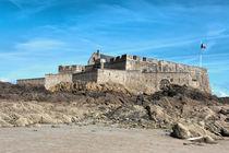 Military Fortress - Saint Malo (Brittany) by Pier Giorgio  Mariani