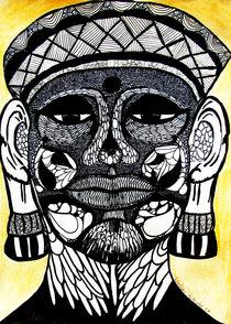 Imprefect Buddha by Lindsay Kokoska