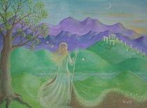 Brigit's Mantle von Bernadette Wulf