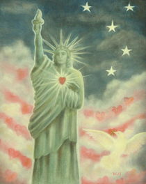 Heart of Liberty by Bernadette Wulf
