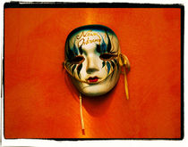 Carnival Mask by Brian Grady