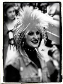 Punk Girl von Brian Grady