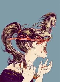 'ponytail' von siyu chen