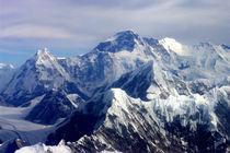 Mount Everest by Jacqi Elmslie