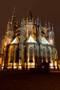 St. Vitus Cathedral by Evren Kalinbacak
