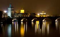 Charles Bridge von Evren Kalinbacak