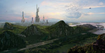 Old Worlds to Destination by Tony Andreas Rudolph