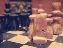 Chess by Lindsay Kokoska