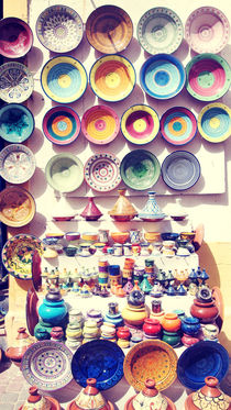 Colorful Morocco by Lindsay Kokoska