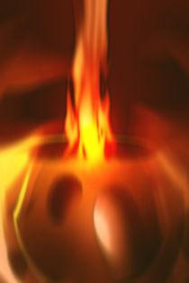 Feuer, Erde und Ton. von Bernd Vagt