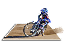 Speedway Racer by Alice Gosling