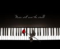 Music Will Save The World von Magda Lates
