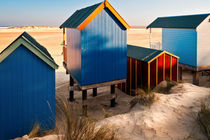 Wells Beach Huts von Stephen Mole