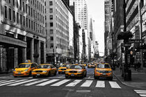 Yellow Cabs von gfischer