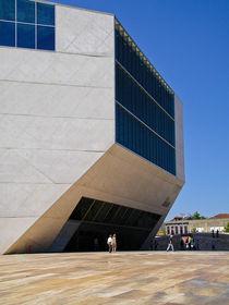 Casa da Musica von Luis  Gallardo