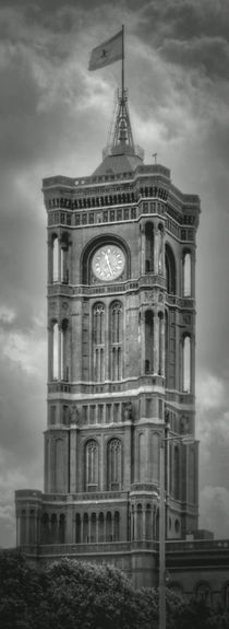 Rathausturm by Holger Brust
