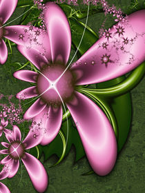 Sparkle Pink by Karla White