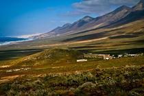 Landschaft auf Fuerteventura by gfischer