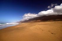 Weiter Strand von gfischer