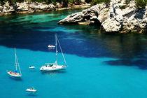 Yachten auf Menorca von gfischer