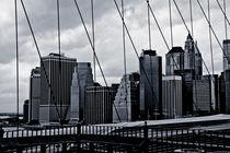 Auf der Brooklyn Bridge by gfischer