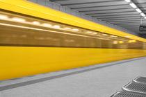 Berlin Tube by Tom Schumacher