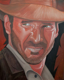 Indiana Jones von Patrick Wenske