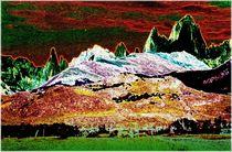 Patagonien by Karel Plechac