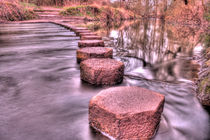 Stepping Stones by deanmessengerphotography