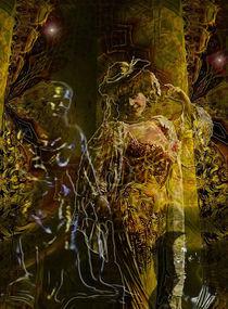 Besuch eines jüngst Verblichenen by David Renson