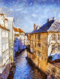 Devil's Stream, Prague by Graham Prentice