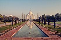 Taj Mahal by Benjamin Matthijs