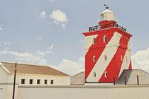 Green Point Leuchtturm von Benjamin Matthijs