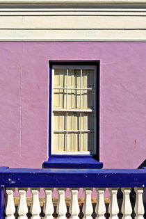 Windows of Bo Kaap von Benjamin Matthijs