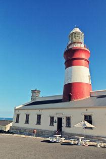 Cape Agulhas Leuchtturm von Benjamin Matthijs