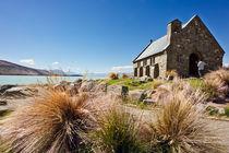 Church of the Good Shepherd, Lake Tekapo by Stephen Mole