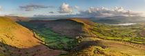 Mynydd Llangorse Panorama von Nigel Forster