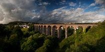 Cefn Coed y Cwmmer Viaduct von Nigel Forster