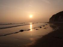 Romantic Sunset von Sarah Couzens