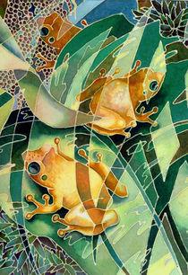 Coqui Shadows II von Monica Linville