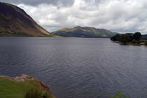 Across Wastwater Lake by serenityphotography