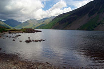 Across Wastwater by serenityphotography
