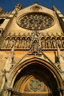 Arundel Cathedral Entrance von serenityphotography