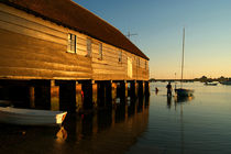 Wading Out Bosham by serenityphotography
