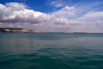Across Dover Harbour by serenityphotography
