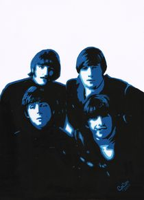 Fab Four von Chris Cox