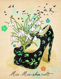 Miu Miu-shoe cult von Elisandra Sevenstar