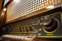 Old Radio von Luca Leinemann