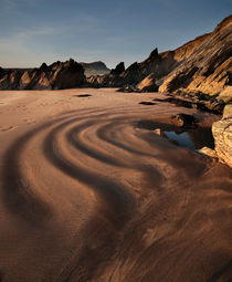 Whitesands Sand pattern by Nigel Forster