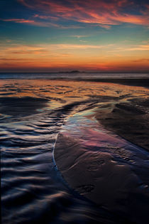 Whitesands Sunset von Nigel Forster